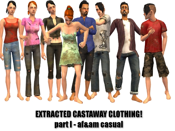 Castaway clothing