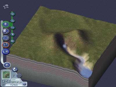 Making Sims 2 Terrains in Sim City 4